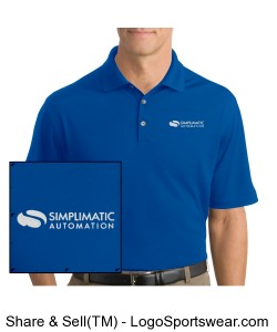 Simplimatic NIKE GOLF - Dri-Fit Polo Design Zoom